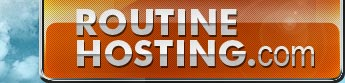 Routine Hosting providing Business Hosting and Website Design & Development